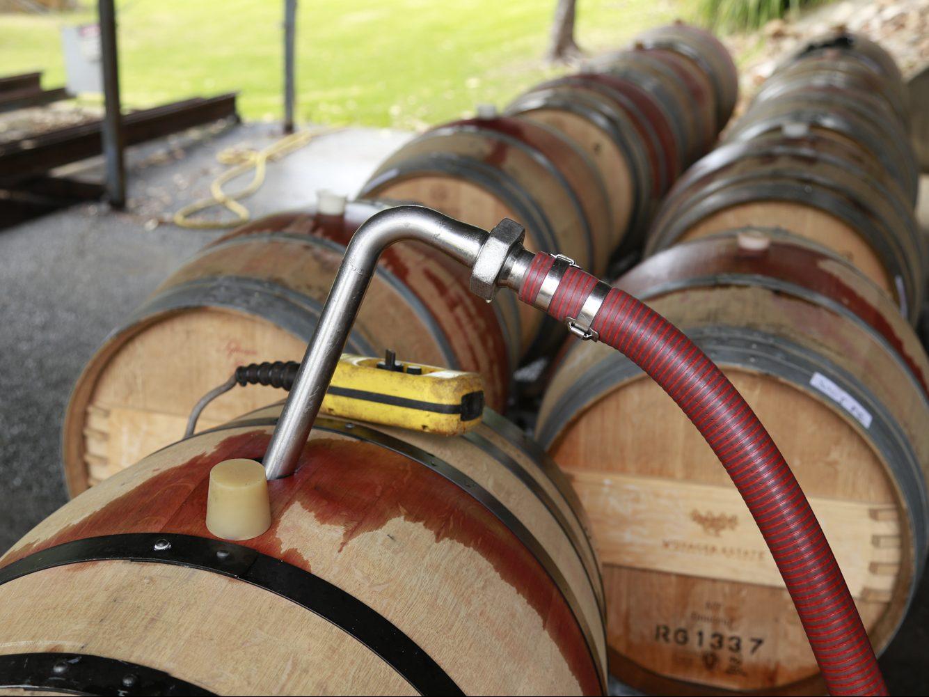 Cabsav Wine Barrel