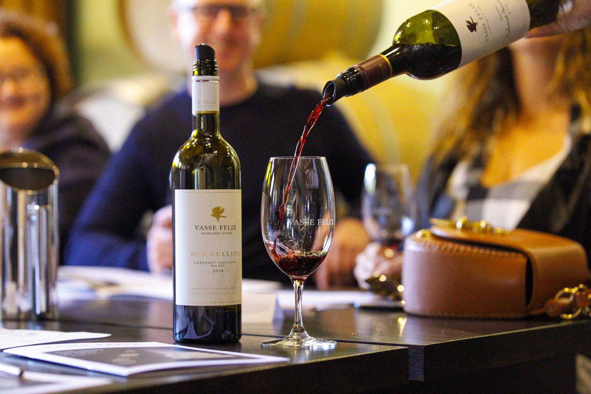 Wine tasting - Vasse Felix 2