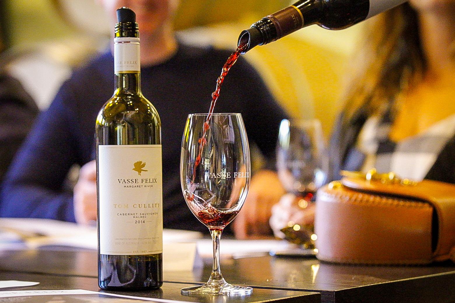 Wine tasting - Vasse Felix 4